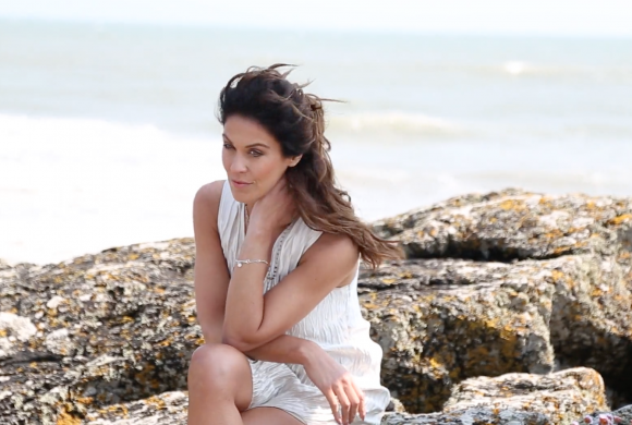 Behind The Scenes – Glenda Gilson Cover shoot